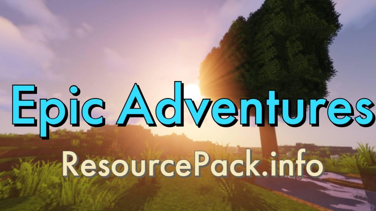 Epic Adventures 1.16.4