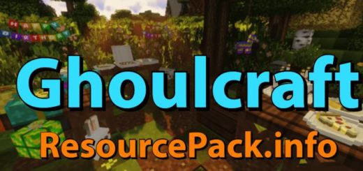 Ghoulcraft 1.16.4