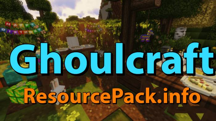 Ghoulcraft 1.16.5