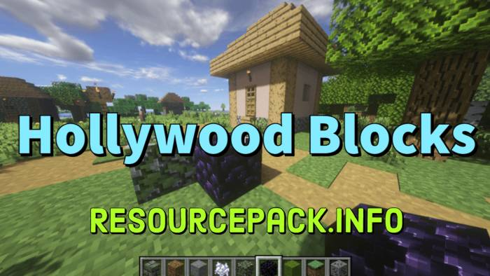 Hollywood Blocks 1.16.5