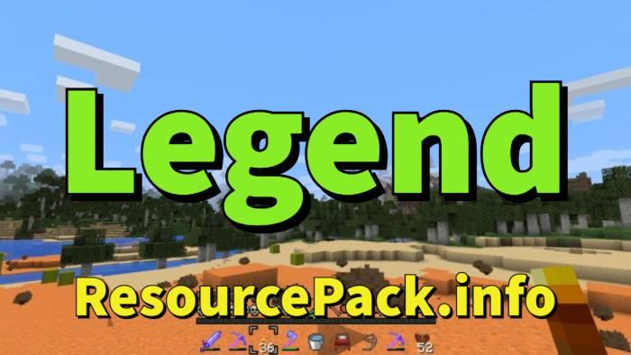 Legend 1.16.4