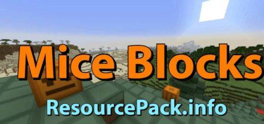 Mice Blocks 1.16.5