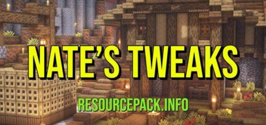 Nate's Tweaks 1.16.1