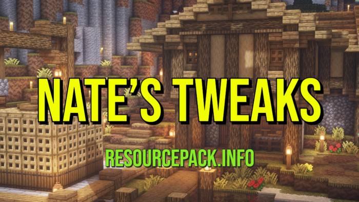 Nate's Tweaks 1.16.5