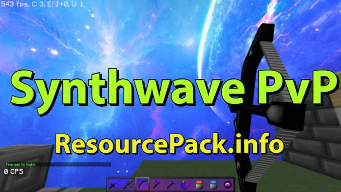 Synthwave PvP 1.16.5