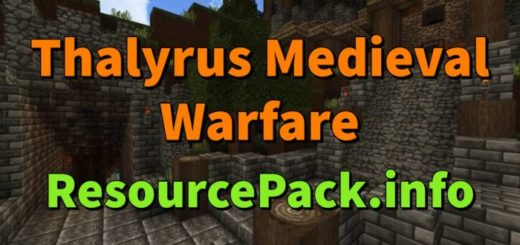 Thalyrus Medieval Warfare 1.17.1
