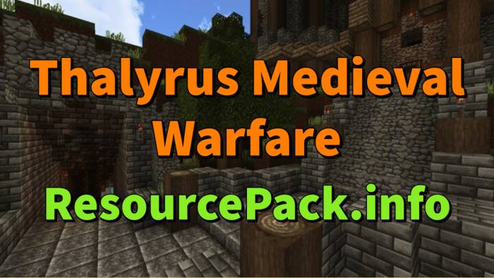 Thalyrus Medieval Warfare 1.16.5