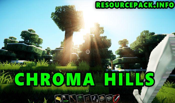 Chroma Hills 1.17.1