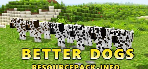Better Dogs 1.16.5