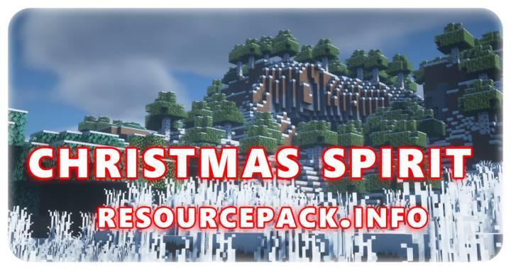 Christmas Spirit 1.16.5