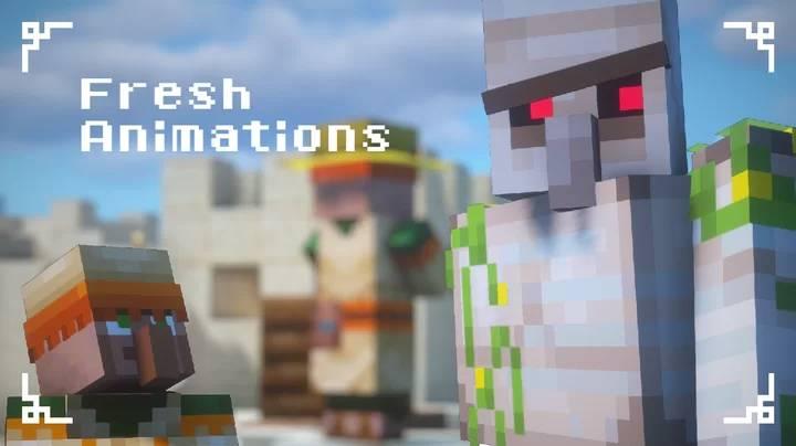 Fresh Animations 1.15.2