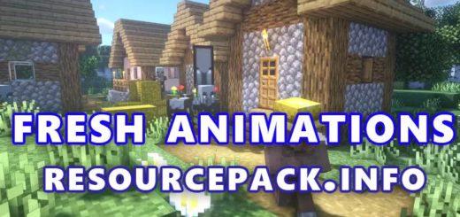 Fresh Animations 1.16.5
