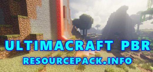 UltimaCraft PBR 1.16.5