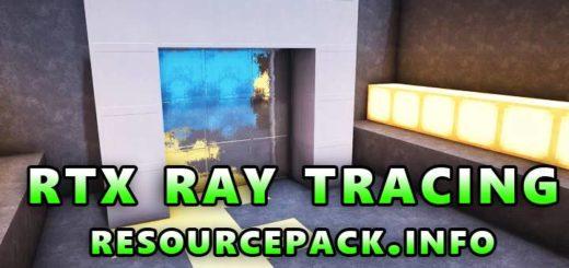 RTX Ray Tracing 1.16.5