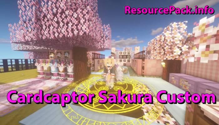 Cardcaptor Sakura Custom 1.17