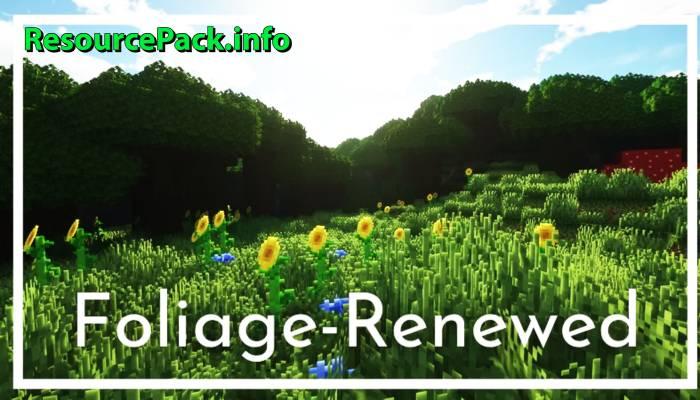 Foliage-Renewed 1.17