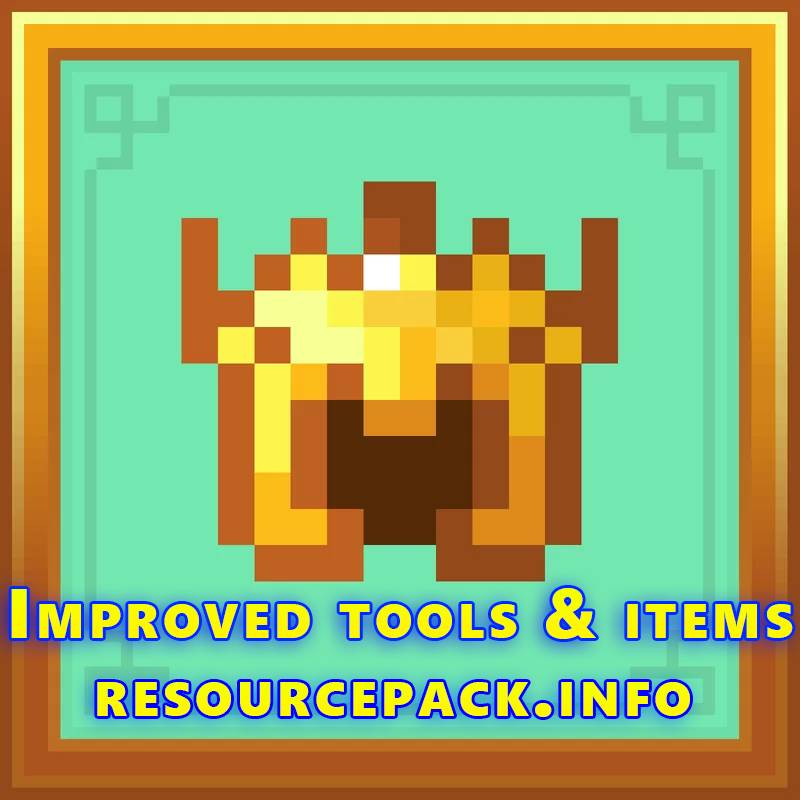 Improved tools & items 1.17