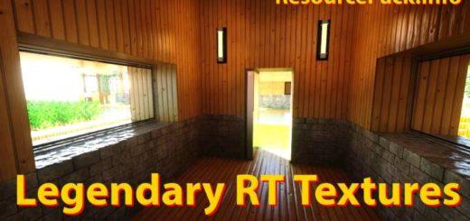 LEGENDARY RT TEXTURES 1.16.5