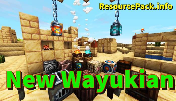 New Wayukian 1.17
