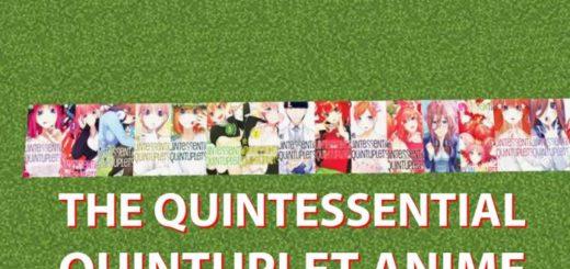 The Quintessential Quintuplet Anime 1.17.1
