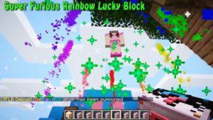 Super Furious Lucky Block Data Pack 1.13.2