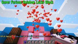 Super Furious Lucky Block Data Pack 1.15.2