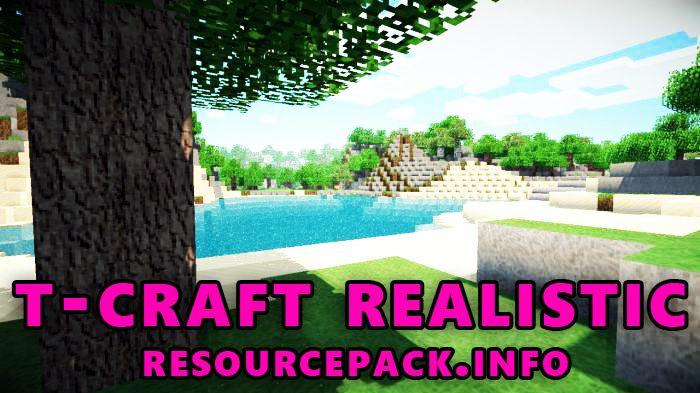 T-Craft Realistic 1.17.1