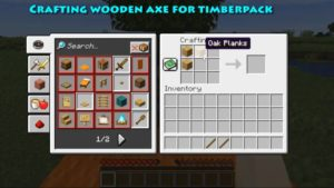 Timber Data Pack for 1.15.2
