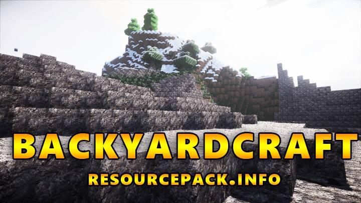 BackyardCraft 1.17.1