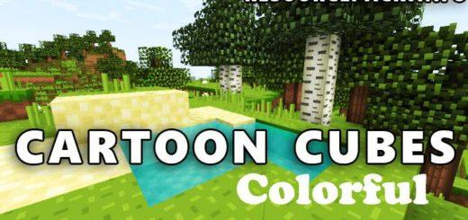 Cartoon Cubes 1.17.1