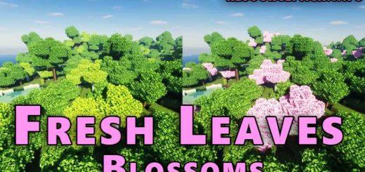 Fresh Leaves Blossoms 1.17.1